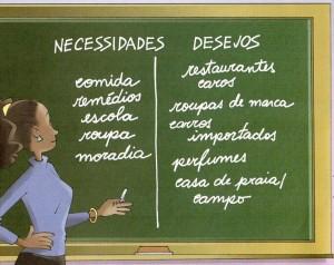 No mundo do consumo - A administração das necessidades e dos desejos - Edson Gabriel Garcia. Editora FTD